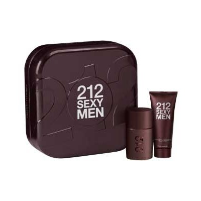 Carolina Herrera 212 MEN Sexy Подарочный набор (мужские) - купить в Киеве и