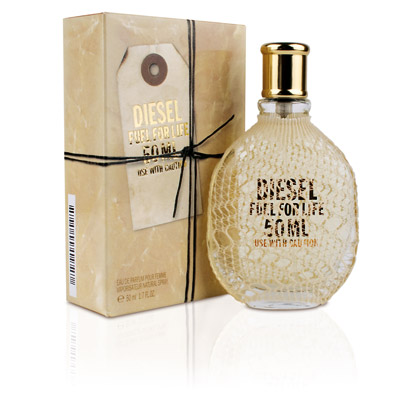 DIESEL FUEL FOR LIFE FEMME EAU DE PERFUME 50ML VAPO.