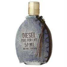 DIESEL FUEL FOR LIFE DENIM MEN EAU DE TOILETTE 50ML VAPO.