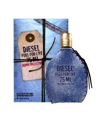 DIESEL FUEL FOR LIFE DENIM MEN EAU DE TOILETTE 75ML VAPO.